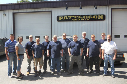 Patterson family owned business